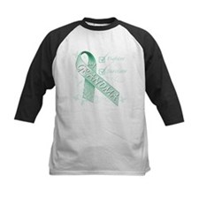 Grandma is a Fighter and Survivor.png Tee