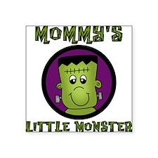 "frankmommonster.png Square Sticker 3"" x 3"""