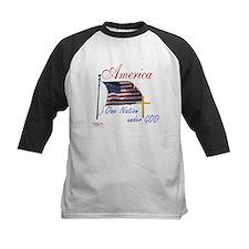 America One Nation Under God Tee
