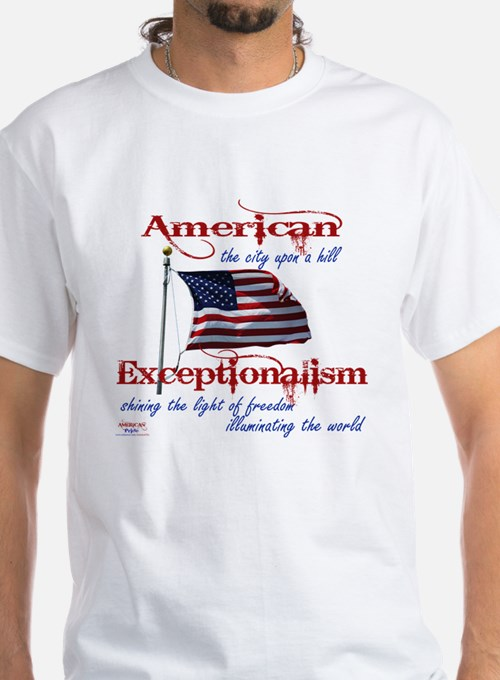 American Exceptionalism City Upon A Hill Shirt