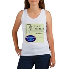 _iss and Vinegar Album cover Women's Tank Top