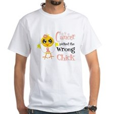 Uterine Cancer Picked The Wrong Chick Shirt