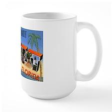Key West Florida Greetings Mug