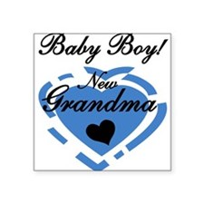 """2newgmaboy.png Square Sticker 3"""" x 3"""""""