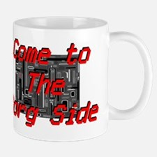the borg side.PNG Mug