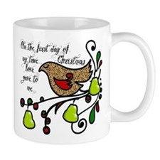Partridge in a pear tree Mug