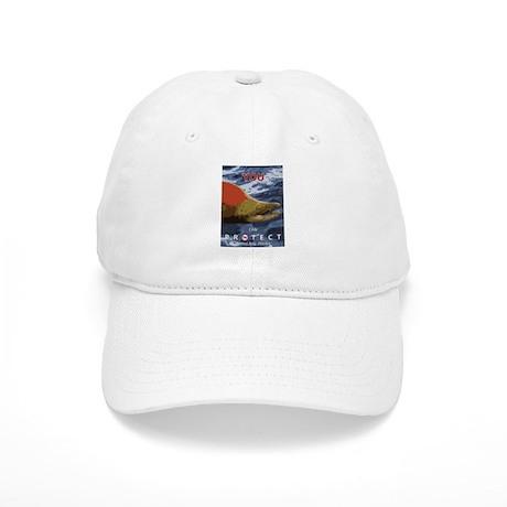No-Brainer - (Anti-Pebble Mine Campaign) Cap