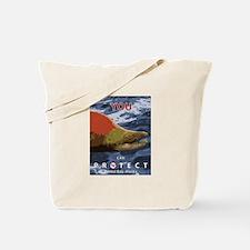 No-Brainer - (Anti-Pebble Mine Campaign) Tote Bag
