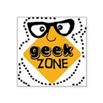 geekzonets.png Square Sticker 3