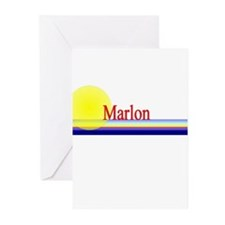 Marlon Greeting Cards (Pk of 10)