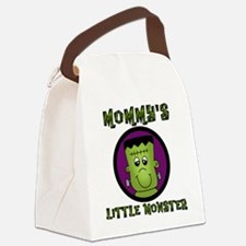 frankmommonster.png Canvas Lunch Bag