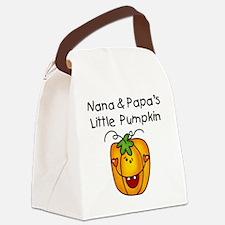 nanapapapumpkin.png Canvas Lunch Bag