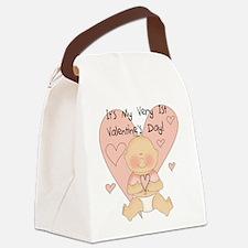 BABYFIRSTVDAYYYS.png Canvas Lunch Bag