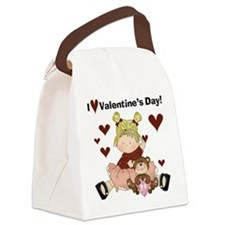 HEARTVALENTINESDAY.png Canvas Lunch Bag