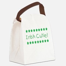 irishcutiet.png Canvas Lunch Bag