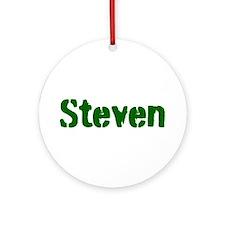 steven centered Ornament (Round)