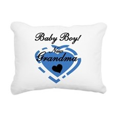 2newgmaboy.png Rectangular Canvas Pillow