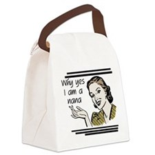 whyyesnana.png Canvas Lunch Bag