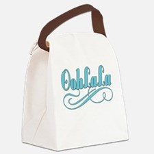 BLUEoohlala copy.png Canvas Lunch Bag
