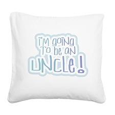 Cute Future baby Square Canvas Pillow