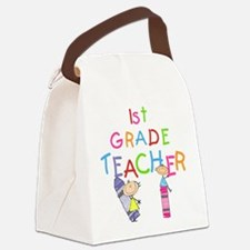 CRAYONFIRSTGRD.png Canvas Lunch Bag