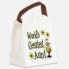 Beeworldsgreatestaunt copy.png Canvas Lunch Bag