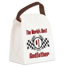 Racing1GODFATHER.png Canvas Lunch Bag