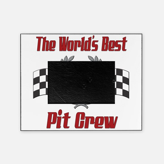 Racing1PITCREW.png Picture Frame