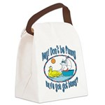 hhaveyougotbunnyboat copy.png Canvas Lunch Bag