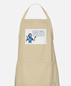 Snakes on a Plane BBQ Apron