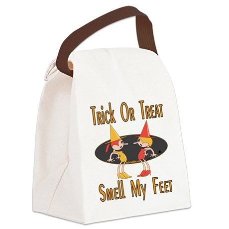 LTFRACTUREDsmellmyfeet copy.png Canvas Lunch Bag