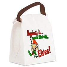 HappinessElves copy.png Canvas Lunch Bag