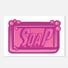 SoaP Postcards (Package of 8)