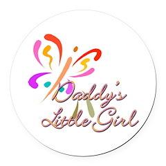 10x10_apparel daddys little girl copy.jpg Round Ca