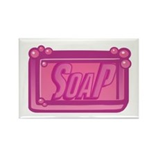 SoaP Rectangle Magnet