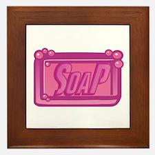 SoaP Framed Tile