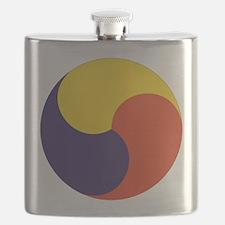Sam Taegeuk Flask