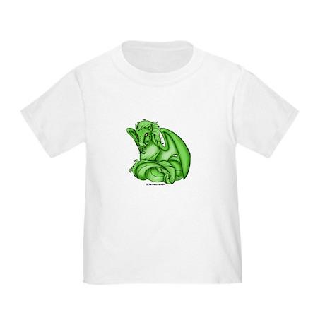 Green Dray Toddler T-Shirt