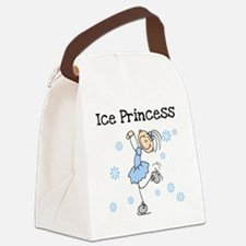 ICEPRINCESSTEE.png Canvas Lunch Bag