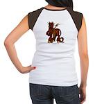 Damned Panormo Women's Cap Sleeve T-Shirt