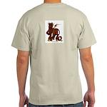 Damned Panormo Ash Grey T-Shirt