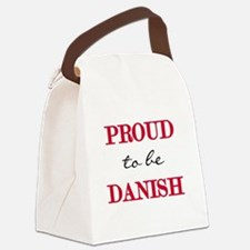 PROUDDANISH.png Canvas Lunch Bag