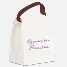 crromanianprincess.png Canvas Lunch Bag