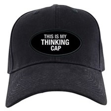 Black Thinking Cap