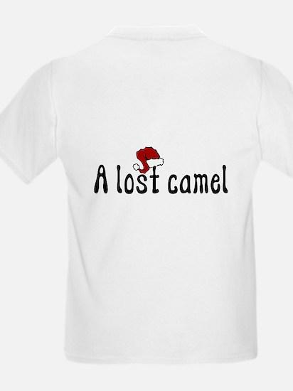 At The North Pole Kids T-Shirt
