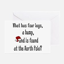 At The North Pole Greeting Cards (Pk of 10)