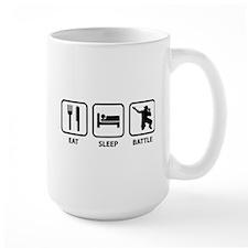 Eat Sleep Battle Mug