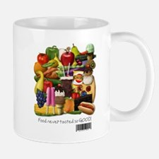 Gluten Free Food Mug