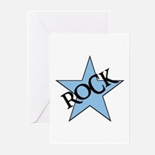 ROCK STAR Greeting Cards (Pk of 10)