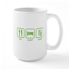 Eat Sleep Jump Mug